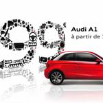 Offre LOA Audi A1