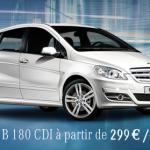 classe b 180 dci leasing 299€/mois